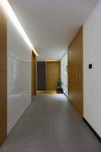 راهرو ورودي اتاق هاي خانه رویایی