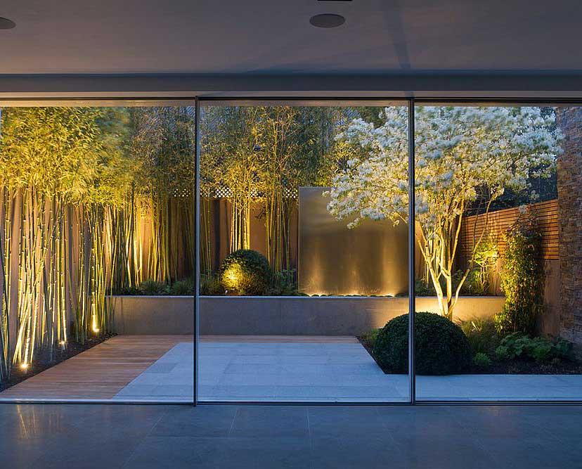 باغ رویایی در خانه های رویایی