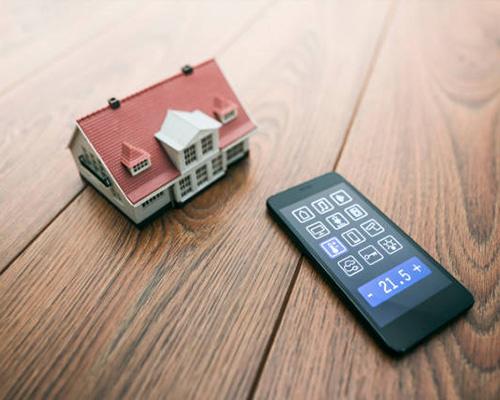 کنترل هوشمند دمای منزل به وسیله موبایل