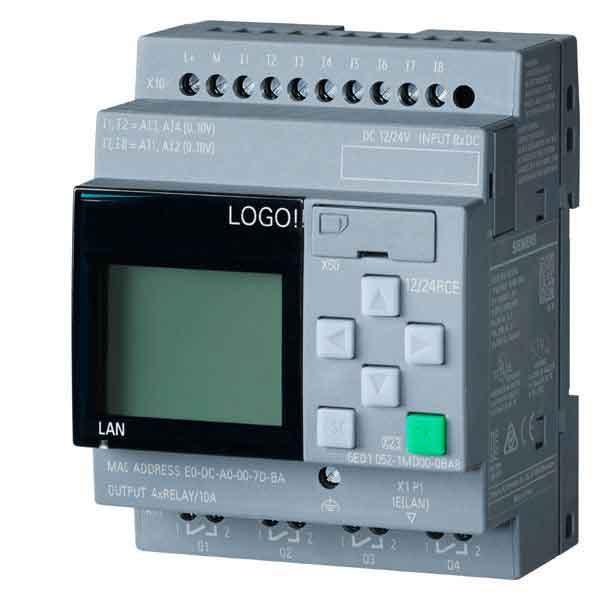 تصویر پردازشگر مرکزی سیستم کنترل هوشمند موتورخانه ساختمان