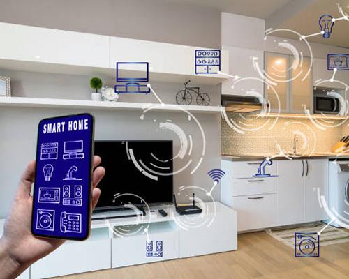 سیستم کنترل هوشمند منزل به وسیله موبایل