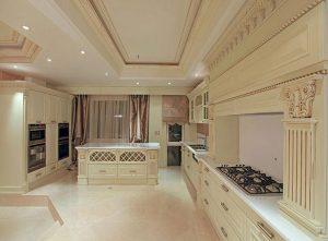 دکوراسيون داخلي آشپزخانه خانه رويايي
