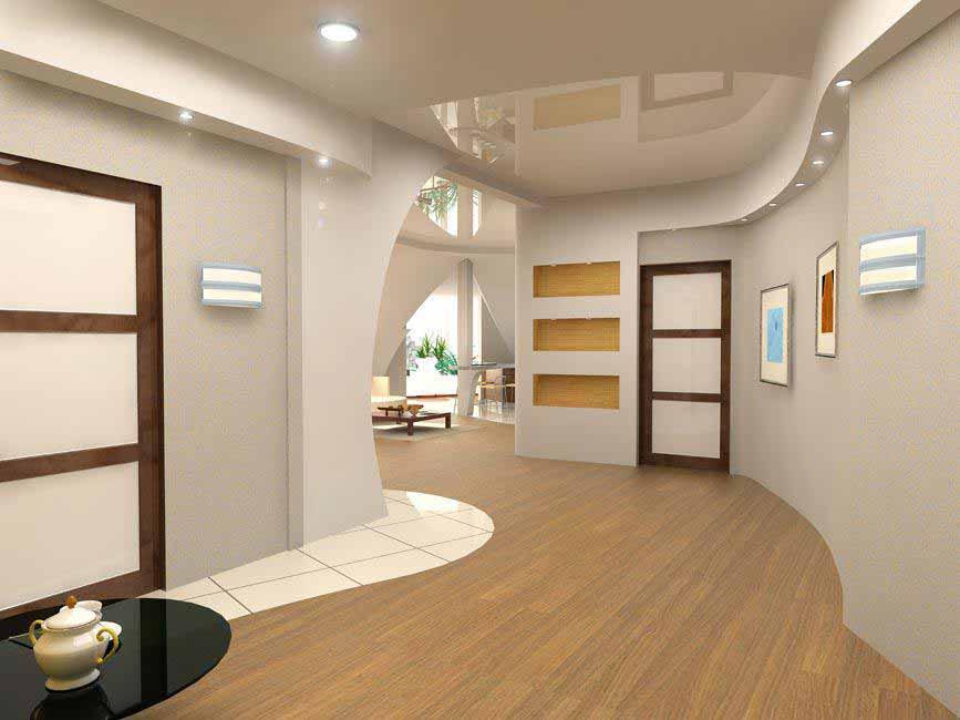طراحی داخلی با رعايت اصل گذار