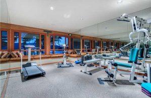 تجهيزات سالن ورزشي خانه لوکس
