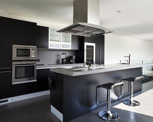 طراحی دکوراسیون آشپزخانه خانه های لوکس