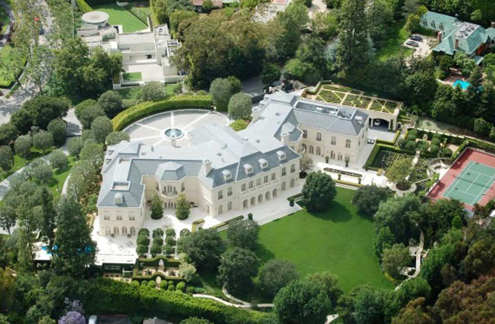 خانه مانور رتبه هشتم گران قيمت ترين ساختمان های لوکس دنيا