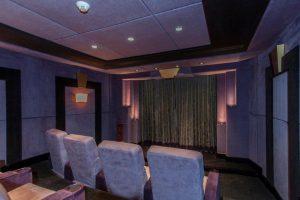 سينما در خانه لوکس