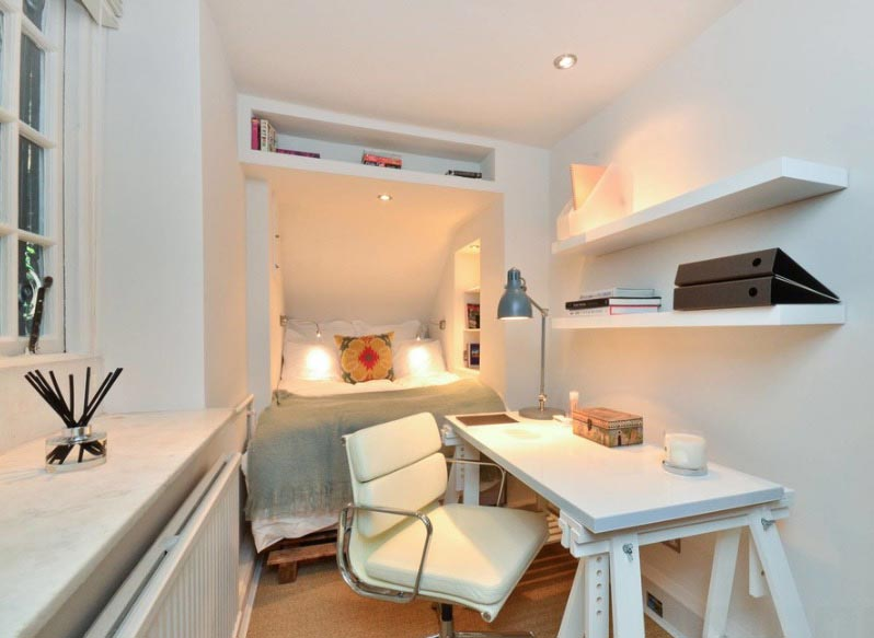 Loft Bed No Desk