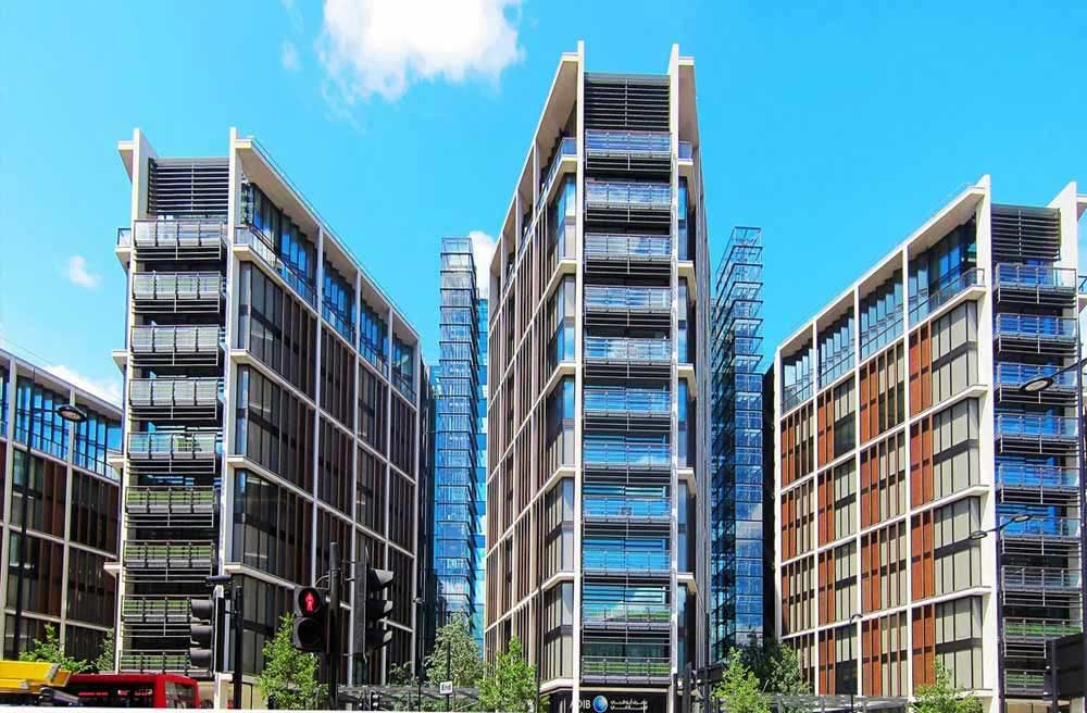 ساختمان ون هايد پارک لندن رتبه سوم گران قيمت ترين ساختمان های لوکس دنيا