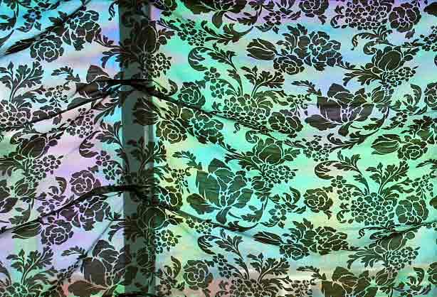 ویندو فیلم دکوراتيو با طرح گل