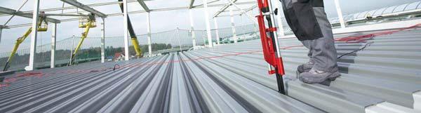 نحوه اجراي سقف های عرشه فولادی