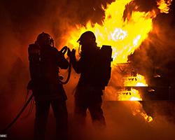 ريسک حريق در ساختمان های جديد