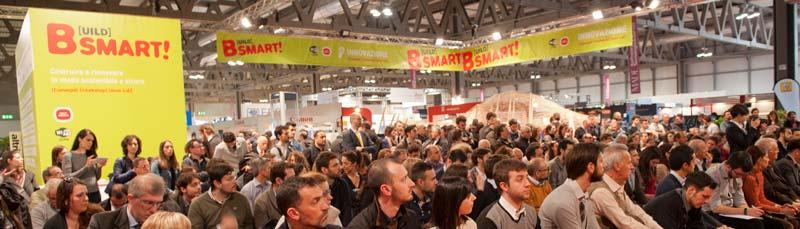 کنفرانس ساختمان هوشمند در نمایشگاه معماری ایتالیا