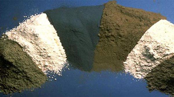 نمونه هایی از افزودنی بتن شيميايي super plasticizing