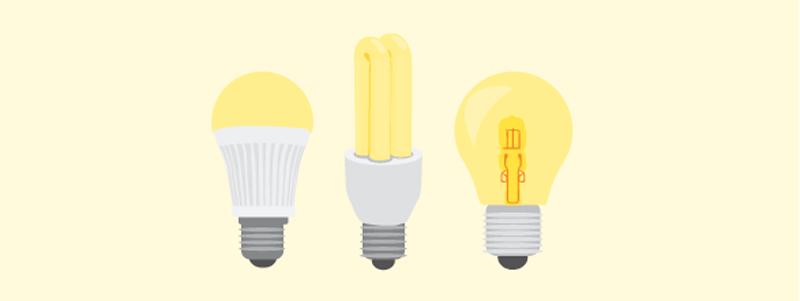 چگونه لامپ LED مناسب را انتخاب کنیم