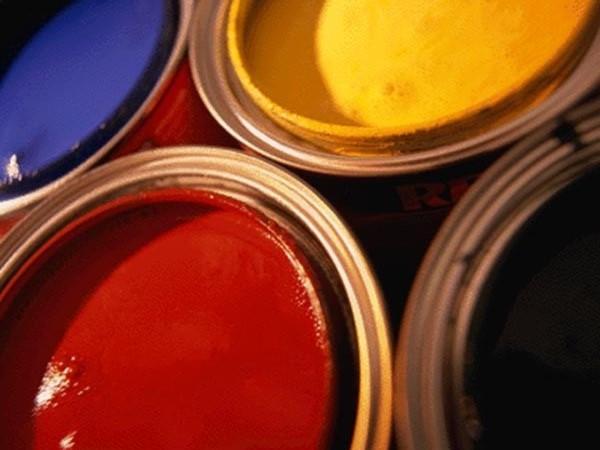 رنگ های ساخته شده با نانوتکنولوژی
