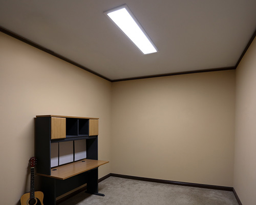 پنل ال ای دی 30 در 60 رو کار برای اتاق های کوچکتر