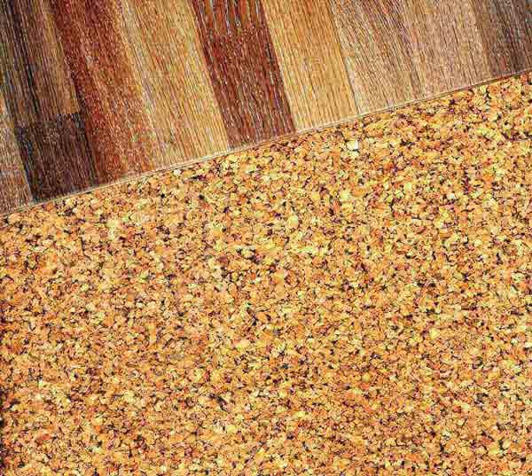 کفسازی با چوب پنبه