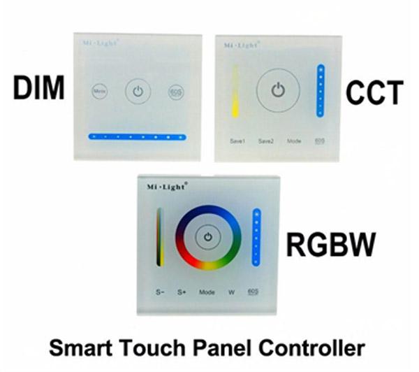 تجهيزات کنترل هوشمند پنل های LED