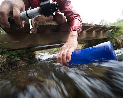 استفاده از رسوب زدای مغناطیسی برای تصفیه آب رودخانه