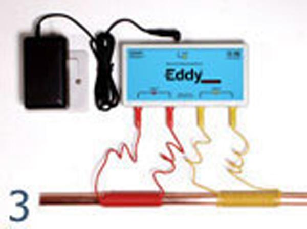 مرحله سوم بستن سيم پيچ های نصب سختی گیر الکترونیکی