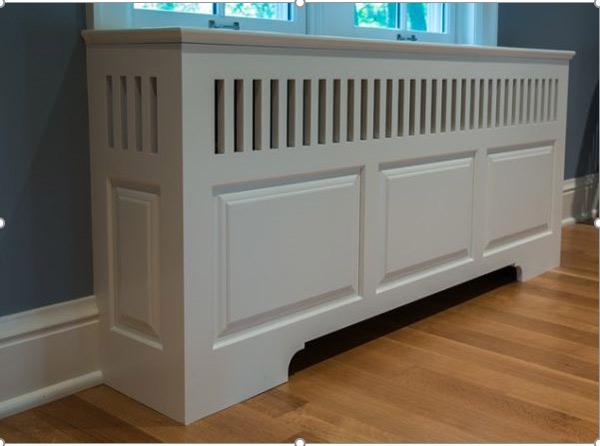 پوشش رادیاتورهای تزئینی