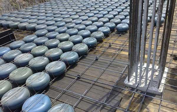 نمونه اجزای سقف کوبیاکس