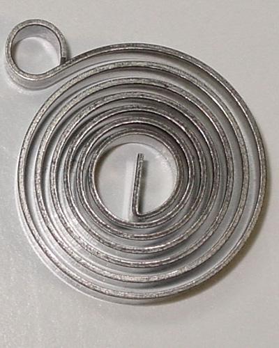 بی متال و بی کویل فلزی استفاده شده در ترموستات آنالوگ