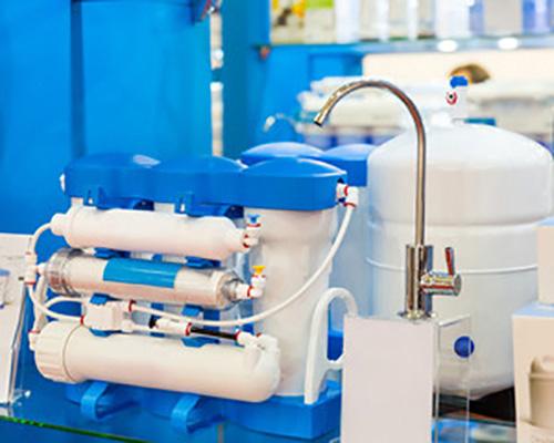 نمای کلی سیستم تصفیه آب خانگی