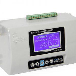 دسنگاه مرکزی کنترل هوشمند موتورخانه به ساز انرژي