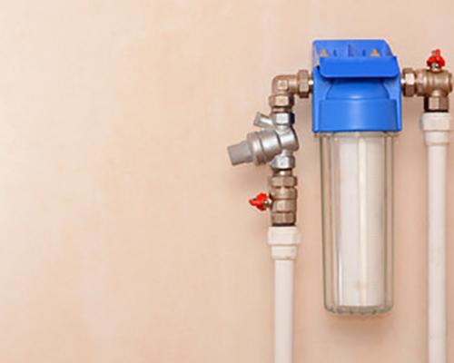 رسوب زدایی آب منزل به وسیله دستگاه تصفیه آب خانگی