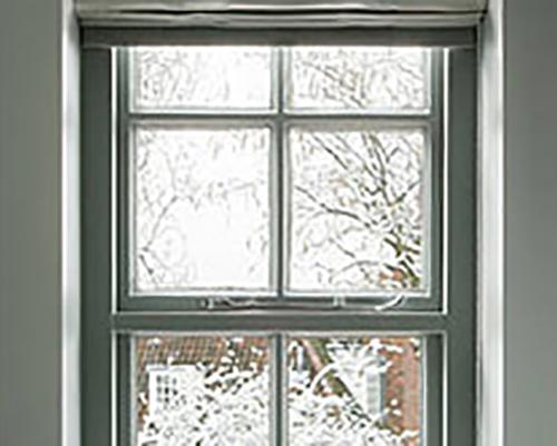 پنجره دو جداره بسیار زیبا و عایق صوت مناسب برای منزل می باشد.