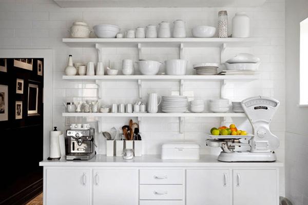 قفسه ظروف آشپزخانه