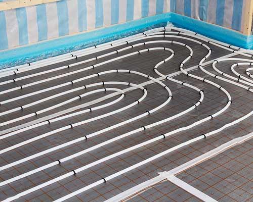لوله 5 لایه در سیستم های گرمایش از کف ساختمان مورد استفاده است. لوله 5لایه دارای عمر بالایی است.