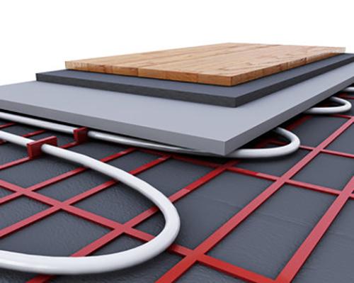 کاربرد لوله پنج لایه در سیستم گرمایش از کف