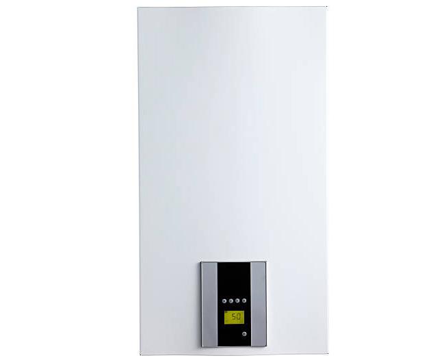 پکیج دیواری گرمایشی دیجیتال سفید رنگ