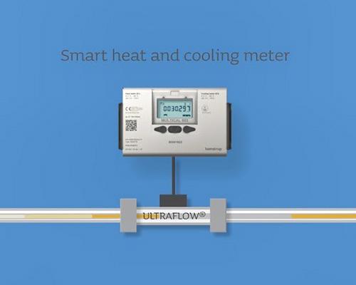 تفکیک کننده مصرف انرژی روی لوله حاوی جریان