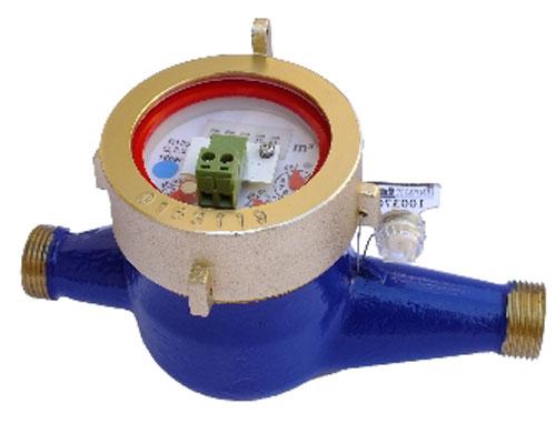 کنتور آب پراب دار در سامانه تفکیک مصرف آب