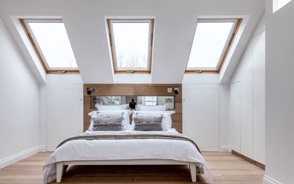 اصل خط دید در طراحی داخلی اتاق خواب