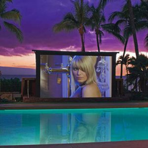 طراحی و ساخت سینما در خانه