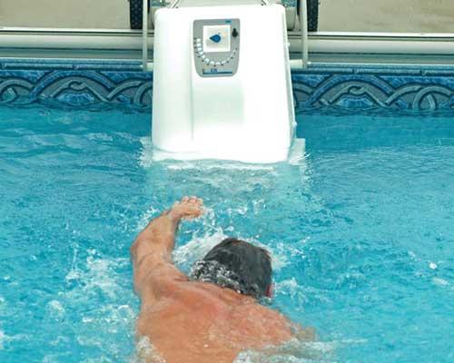سیستم شنای بی پایان یا تولید جریان آب در استخر