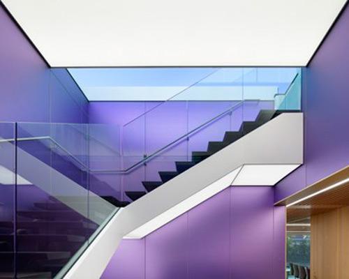 سقف کاذب نیمه شفاف ترنسلوسید