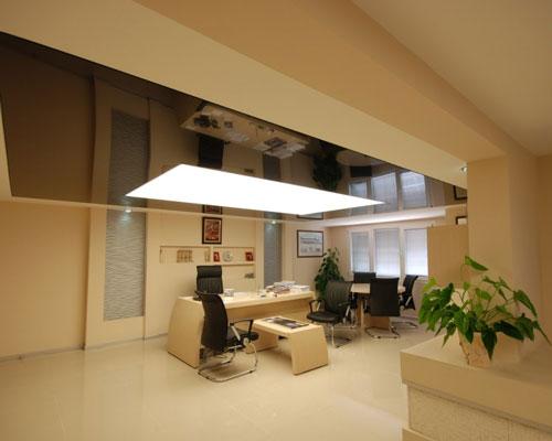 استفاده از سقف پارچه ای لاکر در محیط اداری