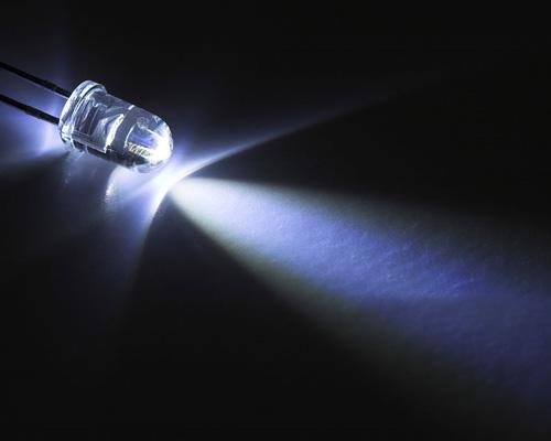 نمونه ای از لامپ ال ای دی نوع دیپ