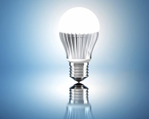 استفاده از لامپ ال ای دی