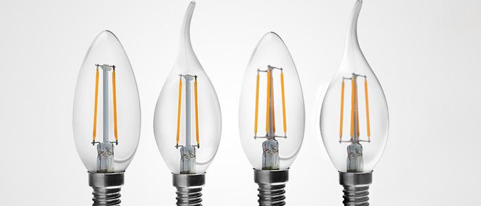 لامپ COB فلامنتی