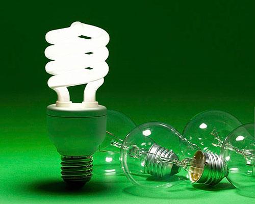 مقایسه لامپ های سیستم روشنایی