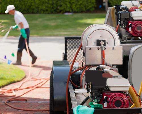 استفاده از موتور برق گازسوز یا بنزینی جهت پمپاژ آب