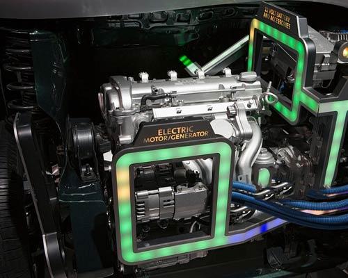 موتور برق بنزینی و ژنراتور گازسوز