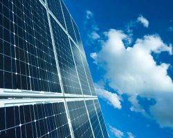 پنل تولید برق خورشیدی